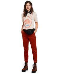 Scotch & Soda - Cotton Artwork T-shirt - Lyst