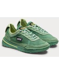 Scotch & Soda Kagann - Monochrome Sneakers - Groen