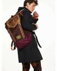 Scotch & Soda - Nylon Backpack - Lyst