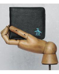 Original Penguin - Padded Wallet - Lyst