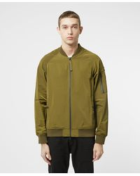 Penfield Conway Lightweight Bomber Jacket - Green