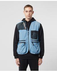 adidas Originals Adventure Cargo Vest - Blue