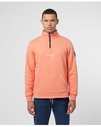 Marshall Artist Siren Sweatshirt - Orange
