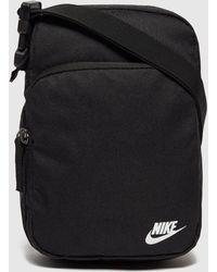 Nike Heritage Smit Small Item Bag - Black