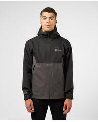 Berghaus Fellmaster Waterproof Gore-tex Jacket - Gray