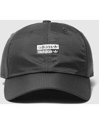 adidas Ryv Bball Cap - Black