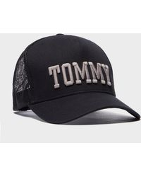 Tommy Hilfiger - Varsity Trucker Cap - Lyst