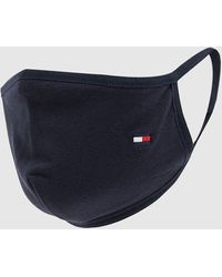 Tommy Hilfiger Face Covering - Blue