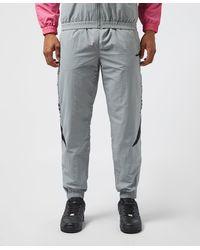 Diadora Mvb Cuffed Tape Track Pants - Gray