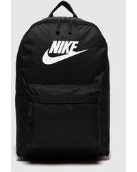 Nike Heritage Backpack - Black