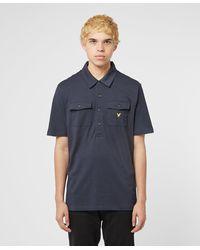 Lyle & Scott - Two Pocket Short Sleeve Polo Shirt - Lyst