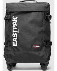 Eastpak Trans4 Bold Brand Suitcase - Black