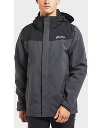 Berghaus Hillwalker Gore-tex Lightweight Waterproof Jacket - Grey