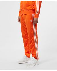adidas Originals Firebird Track Pants - Orange