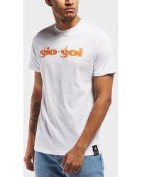 Gio Goi - Classic Print Short Sleeve T-shirt - Lyst