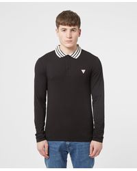 Guess Oliver Polo Shirt - Black