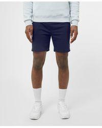 Marshall Artist Siren Fleece Shorts - Blue