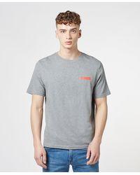 Penfield Miller Short Sleeve T-shirt - Grey