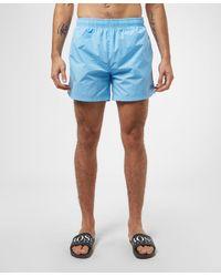 BOSS Perch Swim Shorts - Blue