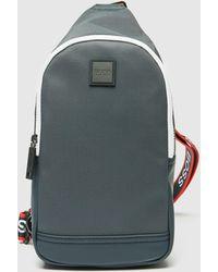 BOSS by Hugo Boss Hyper Crossbody Small Backpack - Blue