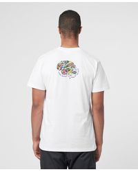 Gio Goi Brainy T-shirt - White