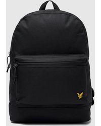 Lyle & Scott Basic Backpack - Black