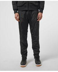 Marshall Artist Liquid Nylon Track Trousers - Black