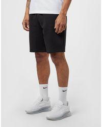 Lacoste Fleece Shorts - Black