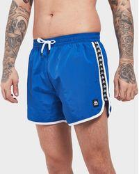 Kappa Agius Swim Shorts - Blue