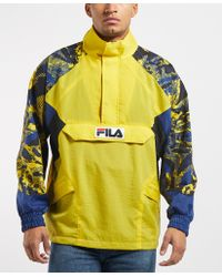 Fila - Kronplatz Pullover Jacket - Lyst