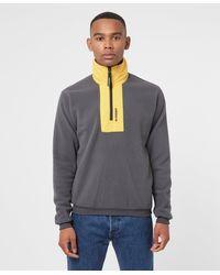 adidas Originals Adventure Block Fleece - Gray