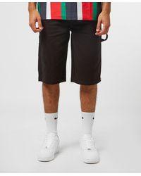 Karlkani Cargo Denim Shorts - Black
