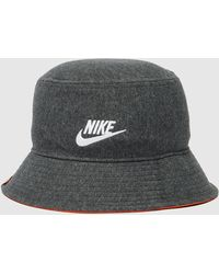 Nike Futura Bucket Hat - Black