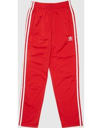 adidas Originals Firebird Track Pants - Red