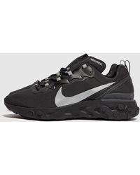 Nike React Element 55 Se - Black