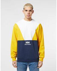 Helly Hansen Urban Retro Sweatshirt - Blue