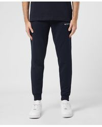 Nicce London Original Logo Sweatpants - Blue
