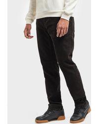 Pretty Green - Corduroy Five Pocket Trousers - Lyst