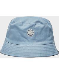 8db8df9b1 Paisley Reversible Bucket Hat - Blue