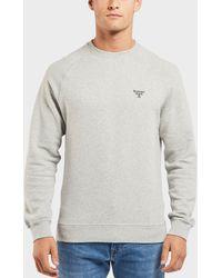 Barbour - Crew Sweatshirt - Lyst