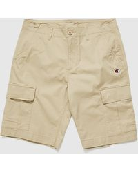 Champion Woven Cargo Shorts - Brown