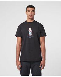Gio Goi Choc Ice T-shirt - Black
