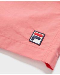 Fila Artoni Swim Shorts - Pink