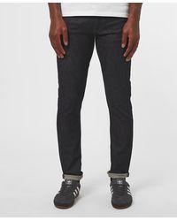 Lacoste Core Slim Fit Jeans - Blue