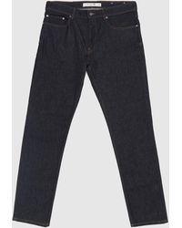 Lacoste 5 Pocket Core Denim Jeans - Blue
