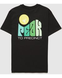 Hikerdelic Peak Dove T-shirt - Black
