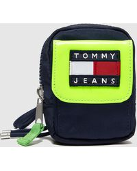 Tommy Hilfiger Heritage Small Items Pouch Bag - Multicolor