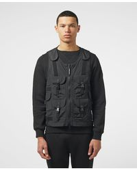Marshall Artist Tactical Vest - Black