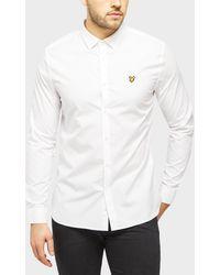 Lyle & Scott Poplin Shirt - White