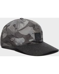 Lyst - Paul And Shark Logo Cap in Black for Men 319e935ee201